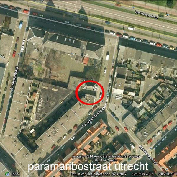 Nieuw te bouwen bovenwoning Paramaribostraat in Utrecht