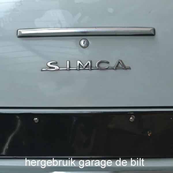 Hergebruik voormalige Simca garage in De Bilt