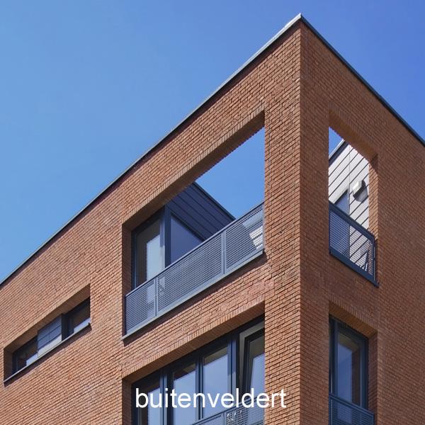 Appartementencomplex voor senioren aan de Arent J. Ernststraat in Amsterdam-Zuid