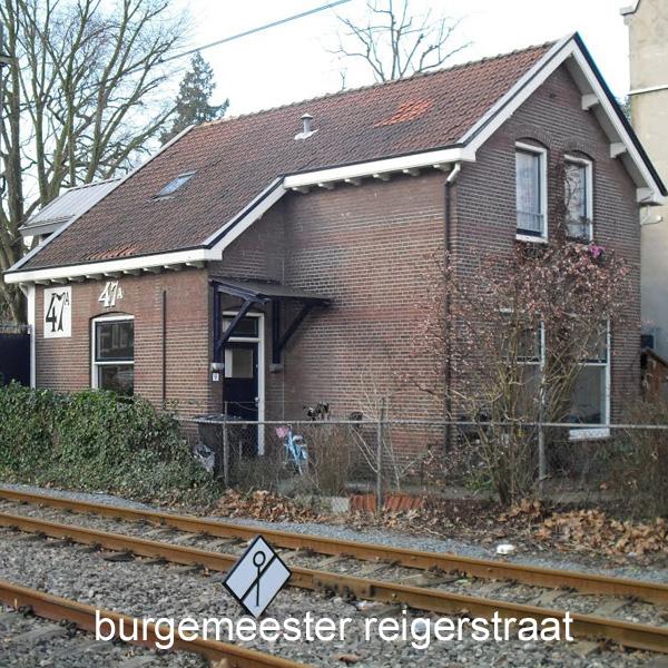 Uitbreiding van een woning aan de Burgemeester Reigerstraat in Utrecht