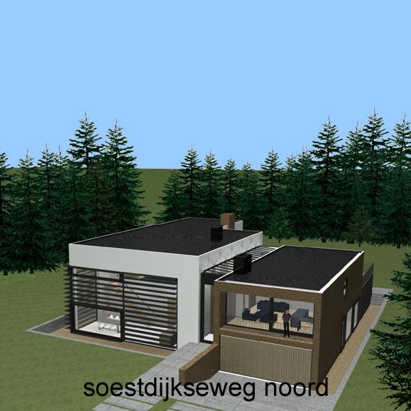 Villa Soestdijkseweg in Bilthoven