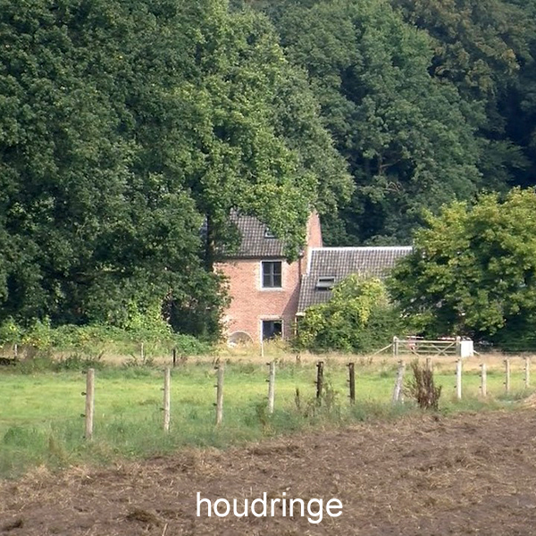 Villa Houdringe in De Bilt