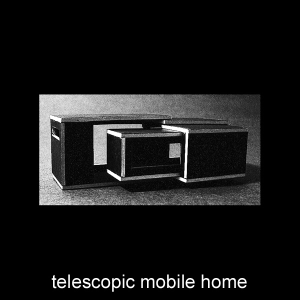 Telescopic Mobile Home